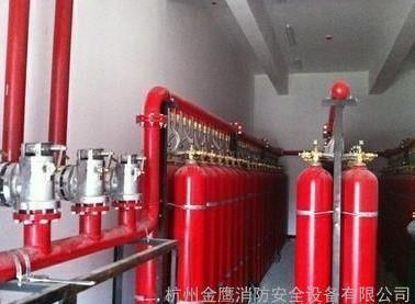混合气体(IG-541)系统